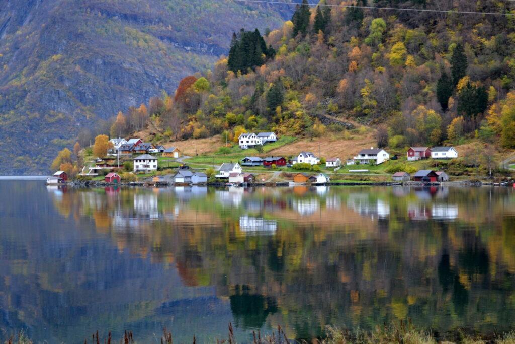 největší fjord norska