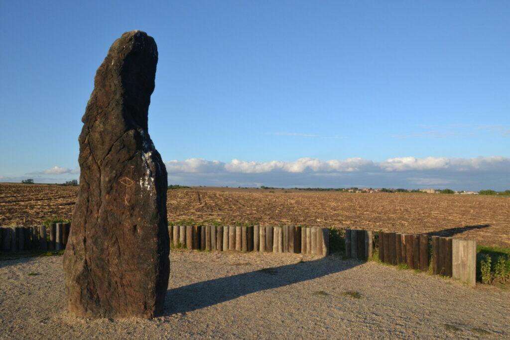 menhir pastýř