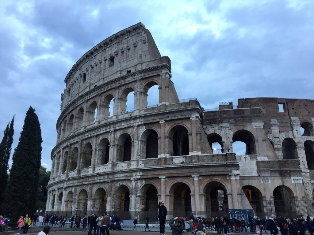 koloseum řím