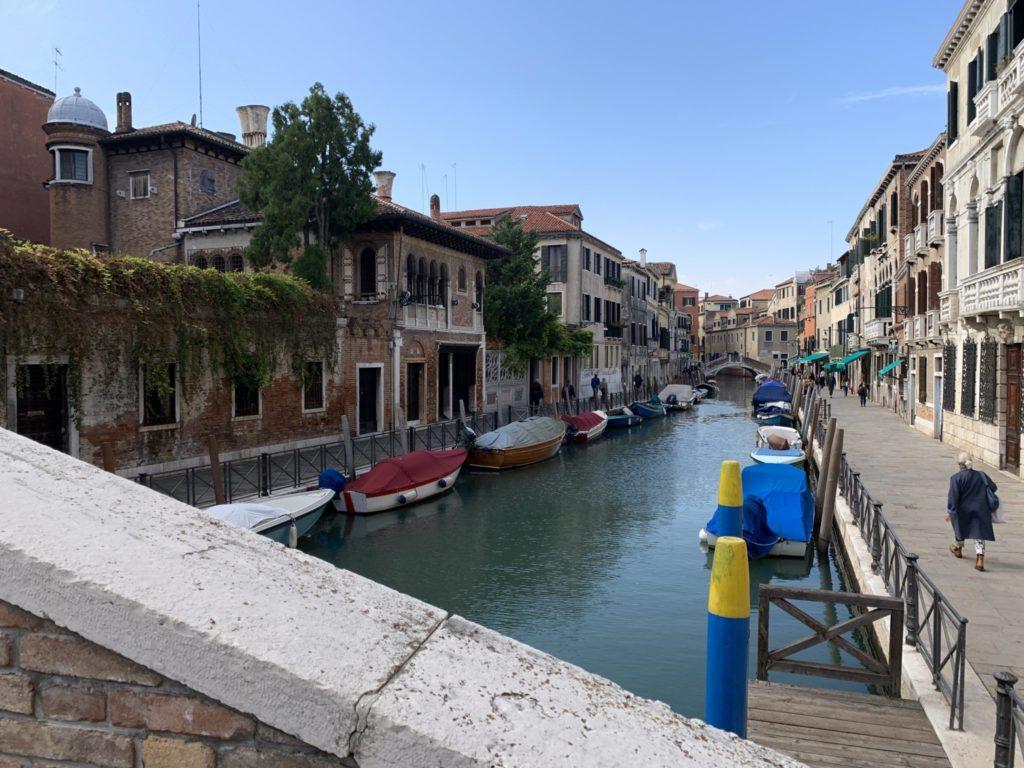 týden v severní itálii