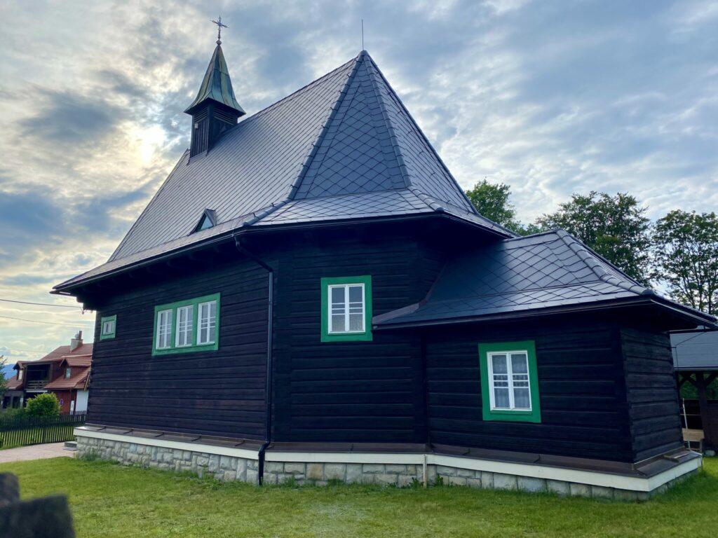 kostel hrčava