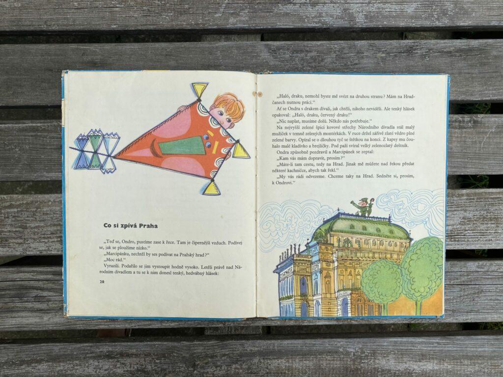 nejlepší knihy o praze pro děti