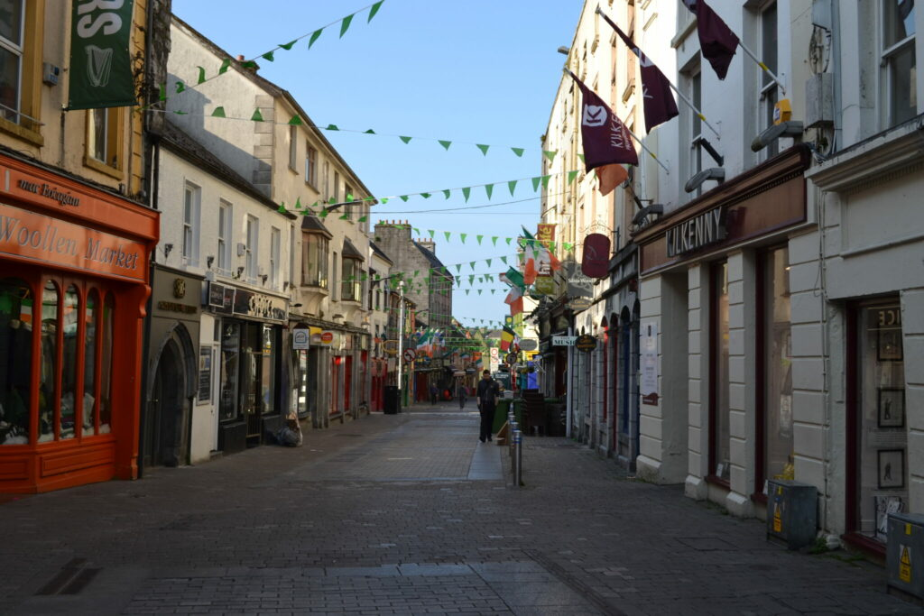 roadrip po irsku