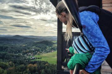 české švýcarsko dětem